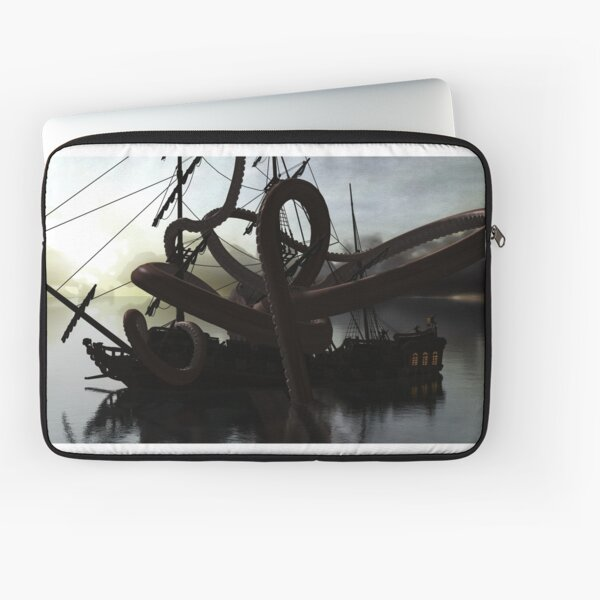 Becalmed Laptop Sleeve