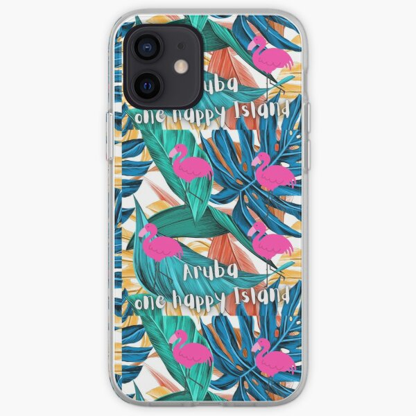 Aruba is calling, and i must go iPhone Soft Case