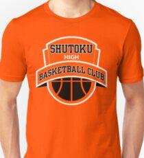 Shutoku High - Basketball Club Logo 2 Unisex T-Shirt