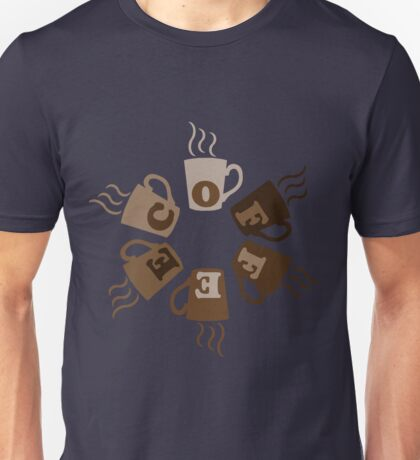COFFEECUPLOADING T-Shirt