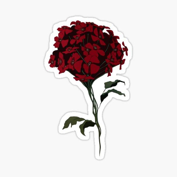 Vida Flower The Promised Neverland Sticker