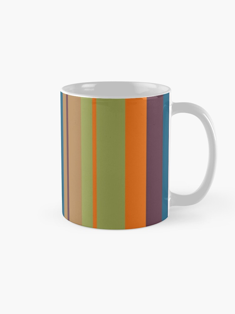 Alternate view of  Playful lines Mug