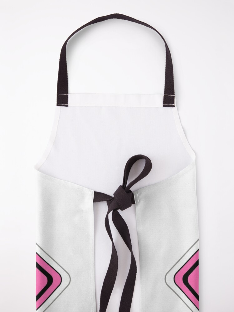 Alternate view of Data woman zone Apron