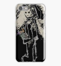 sinister bunny iPhone Case/Skin