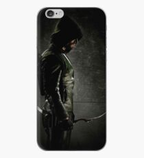 Green arrow TV iPhone Case
