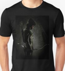 Green arrow TV Unisex T-Shirt