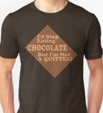 Can't Stop Eating Chocolate T-Shirt