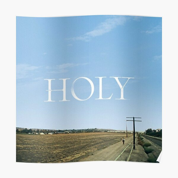Holy sky Poster