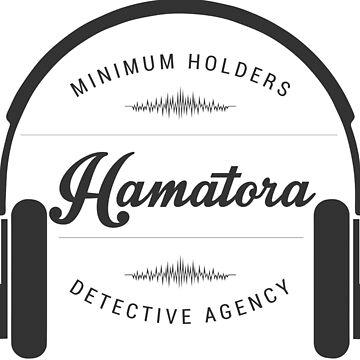 Hamatora Detective Agency by ShintaroGr
