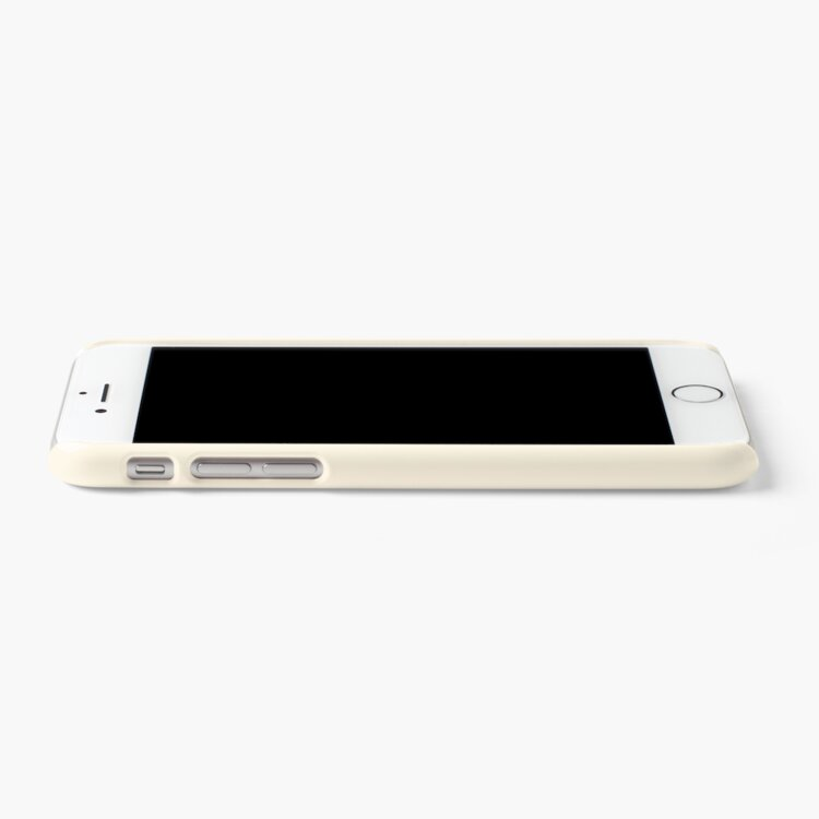 Alternate view of No Risk No Magic iPhone Case & Cover
