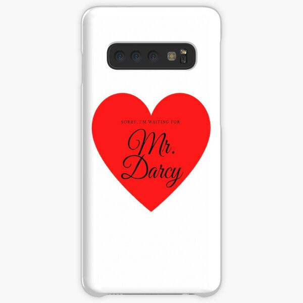 Waiting for Mr. Darcy Samsung Galaxy Snap Case