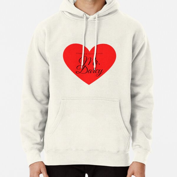 Waiting for Mr. Darcy Pullover Hoodie