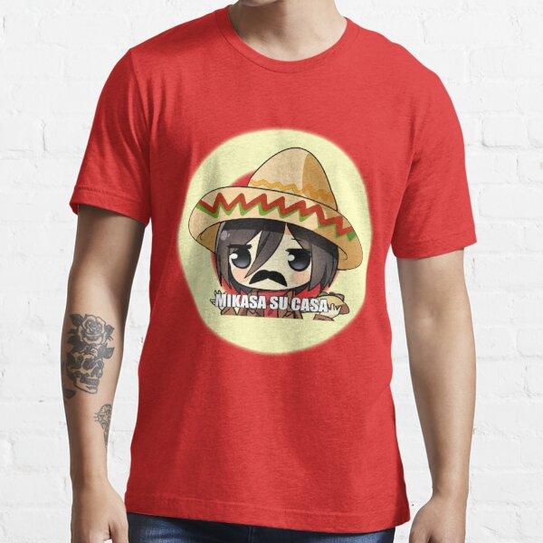 Mikasa Su Casa  T-shirt essentiel