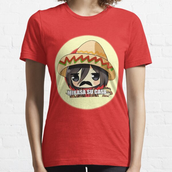 Mikasa Su Casa  Essential T-Shirt