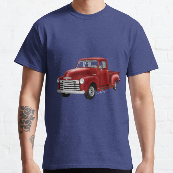 Red truck Classic T-Shirt