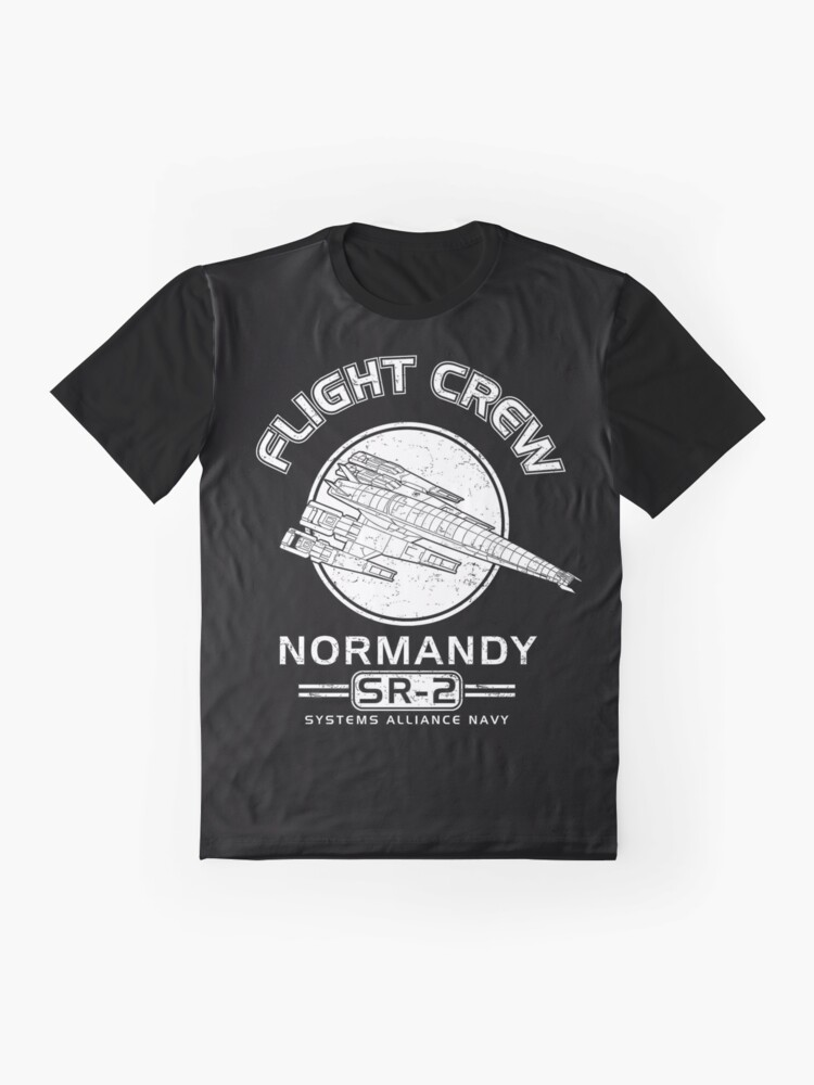 Alternate view of Normandy SR2 Graphic T-Shirt