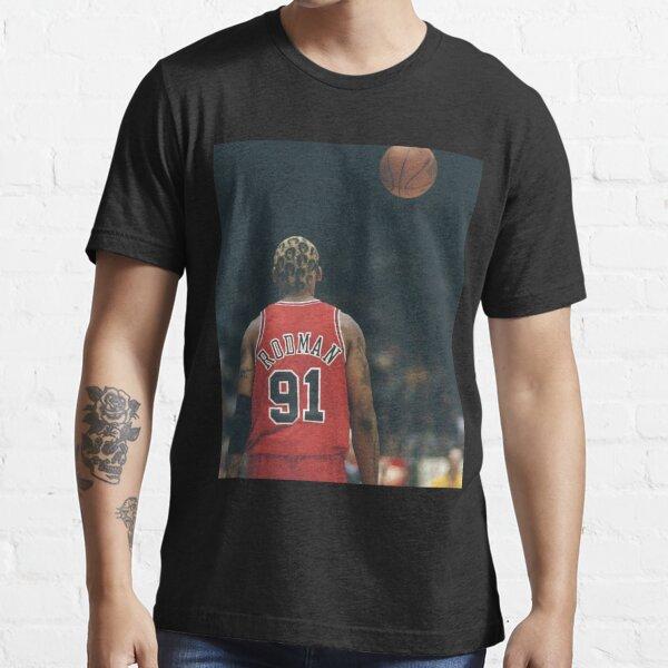 Dennis Rodman Fan Art & Merch Essential T-Shirt