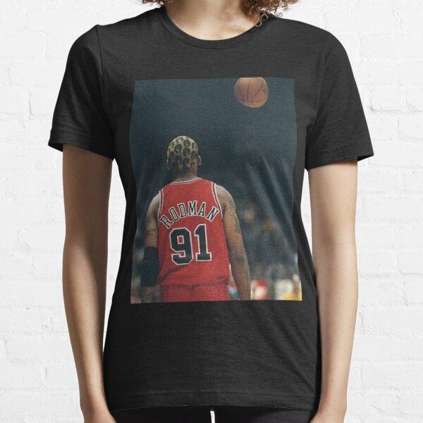 Dennis Rodman Fan Art y Merch Camiseta esencial