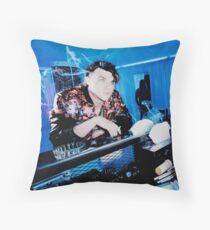 Tristan Duffy Throw Pillow