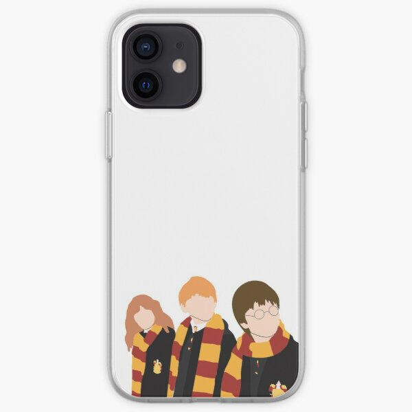 The Golden Trio iPhone Soft Case