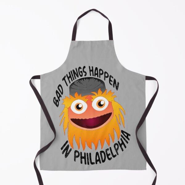 Bad Things Happen In Philadelphia Apron
