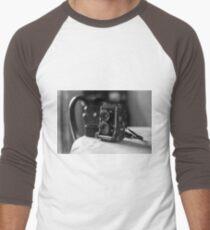 Mamiya C330 Men's Baseball ¾ T-Shirt