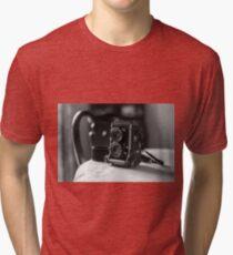 Mamiya C330 Tri-blend T-Shirt