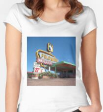 Palomino Motel Women's Fitted Scoop T-Shirt