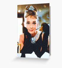 Hepburn Greeting Card