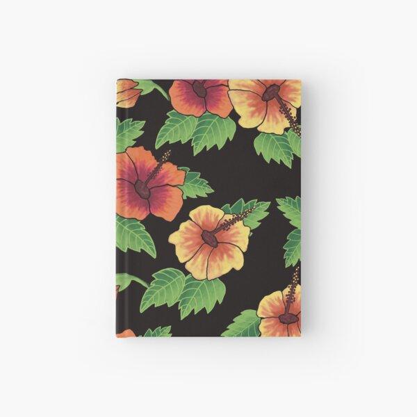 Hibiscus Brilliance  Hardcover Journal