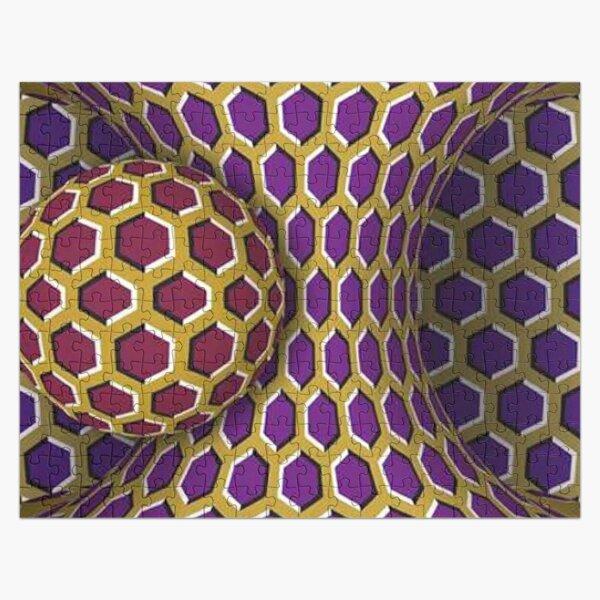 Motion Illusion Jigsaw Puzzle