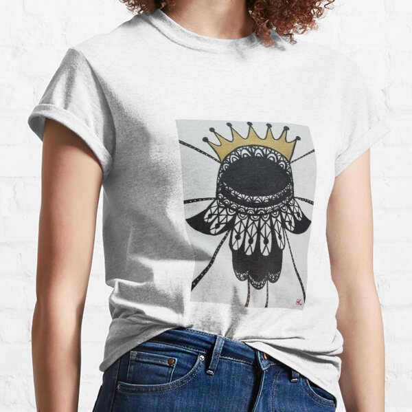 RBG Hamsa  by Harriette Knight Classic T-Shirt