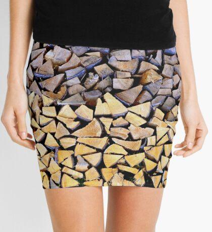 Ready for Winter Mini Skirt