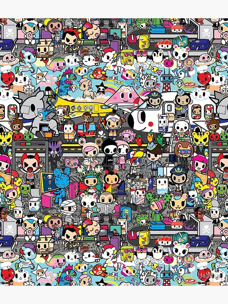 toki pattern 2 by Habitue