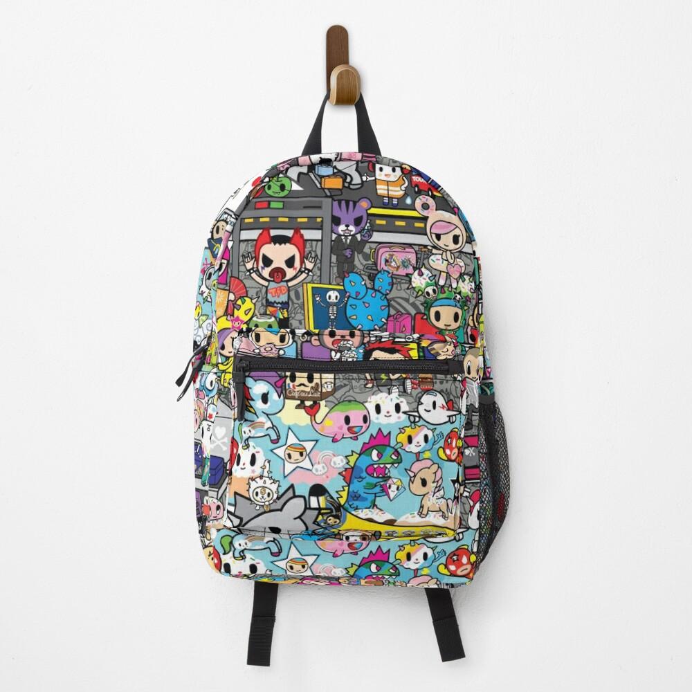 toki pattern 2 Backpack
