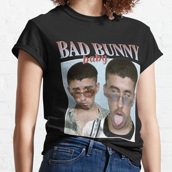 Bad Bunny Baby Camiseta clásica
