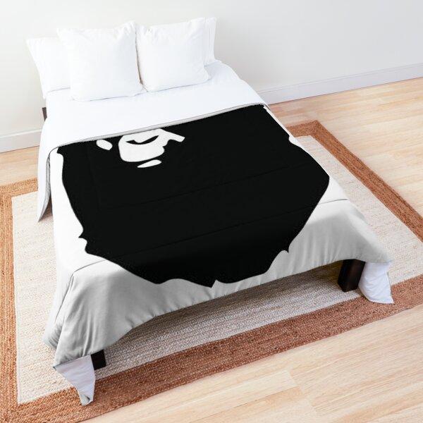 black head bape 22 Comforter
