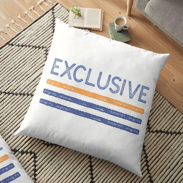Exclusive Sticker Floor Pillow