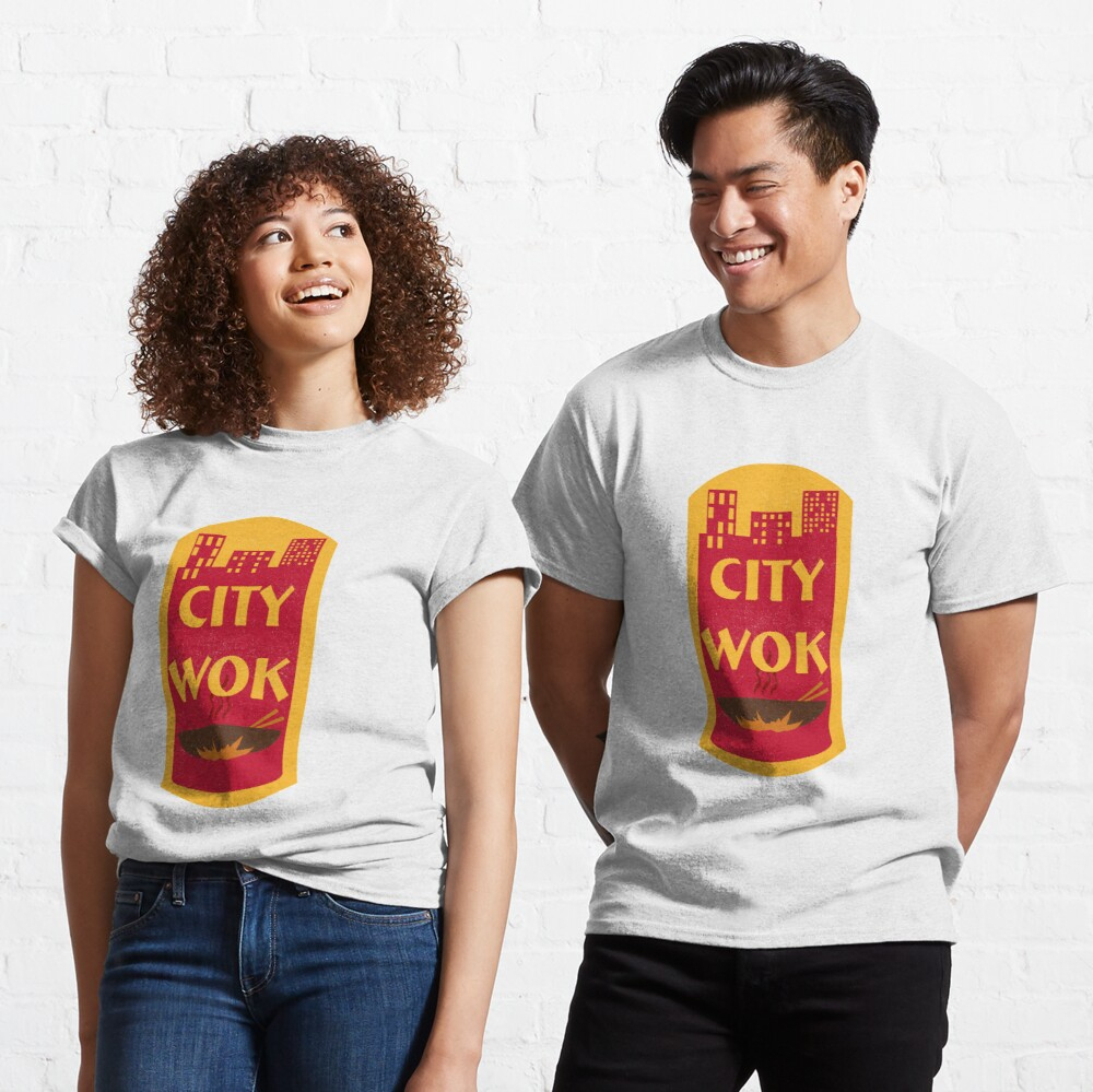 City Wok Logo Classic T-Shirt