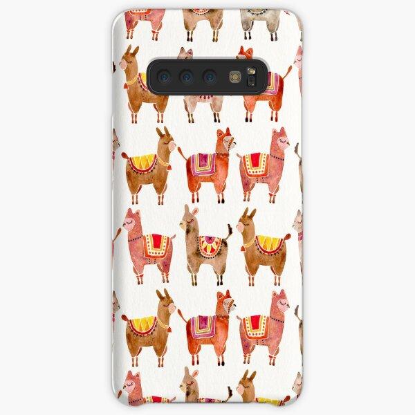 Alpacas Samsung Galaxy Snap Case