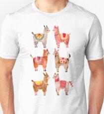 Alpacas Unisex T-Shirt