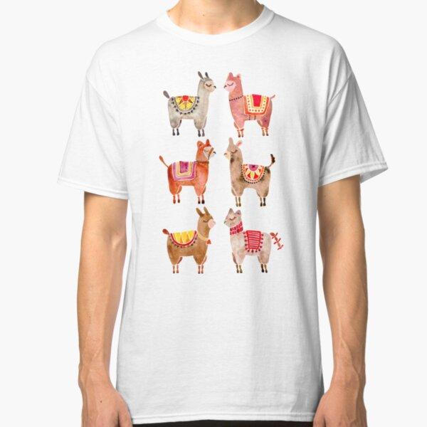 Alpacas Classic T-Shirt