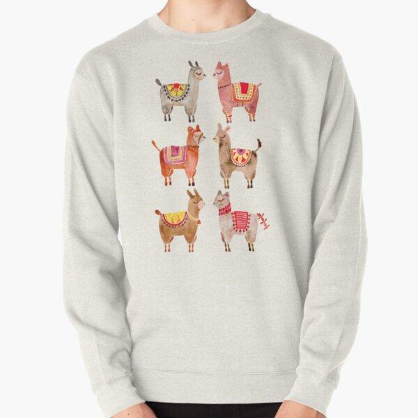 Alpacas Sudadera sin capucha