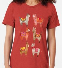 Alpakas Vintage T-Shirt