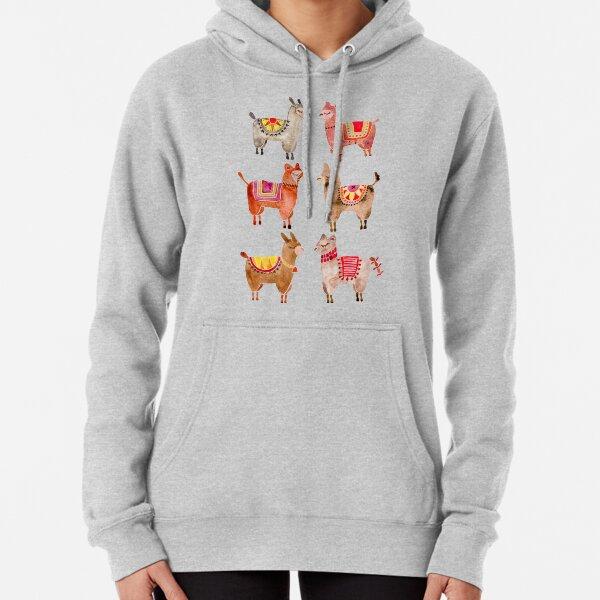 Alpacas Sudadera con capucha