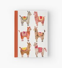 Alpacas Hardcover Journal