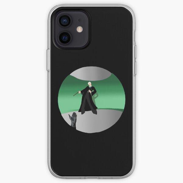 Robes DM vertes FL Coque souple iPhone