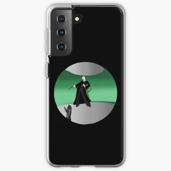 Robes DM vertes FL Coque souple Samsung Galaxy