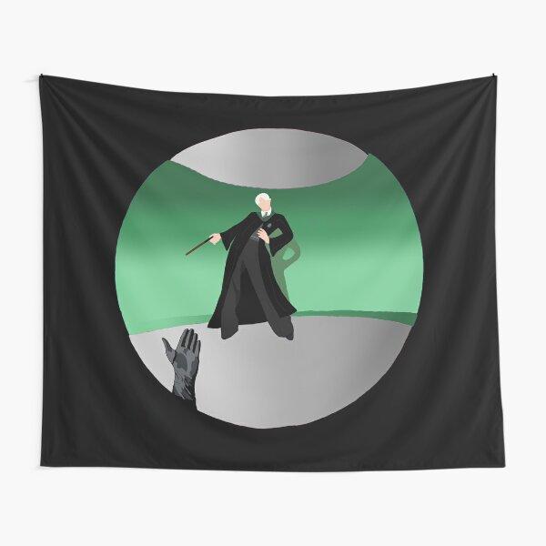 Grüne DM Roben FL Wandbehang