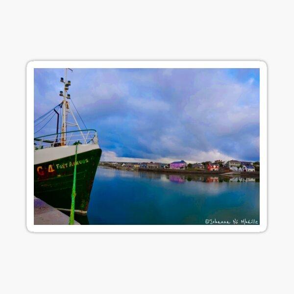 Aran Islands Sticker